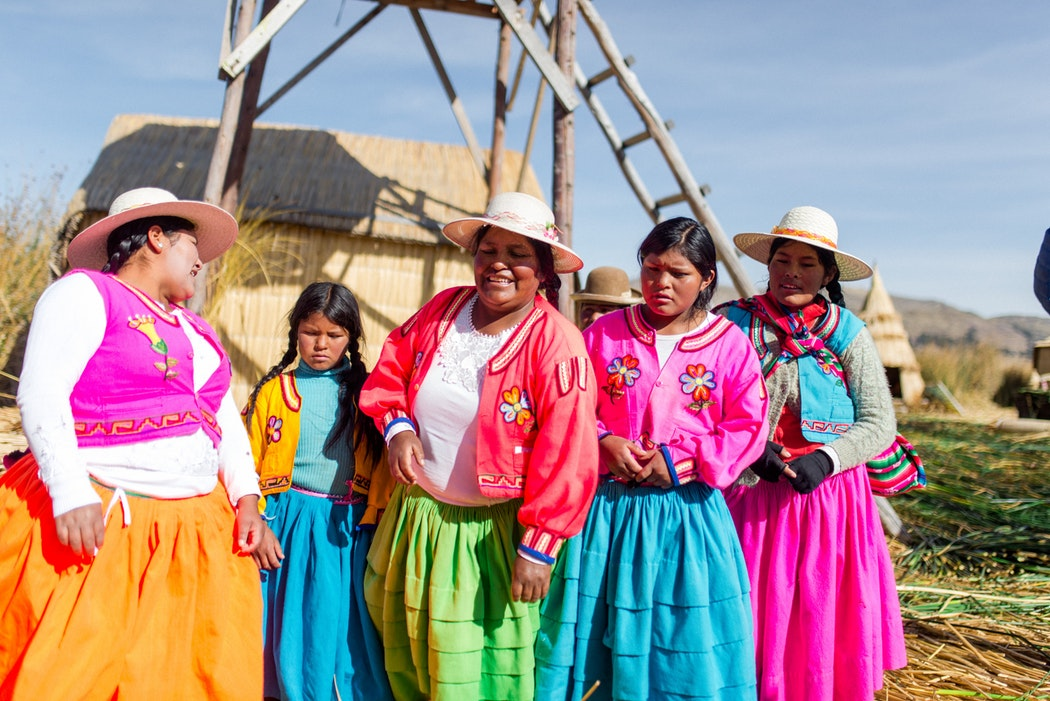 The Women Of Peru Roles And Background Expat Peru